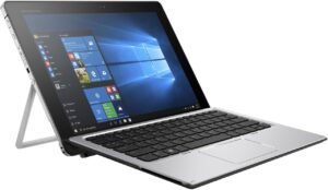 HP Elite X2 1012 G1 12'' Touchscreen laptop refurbished, Intel Core M5-6Y54, 8GB, 256GB SSD, Windows 10 Pro