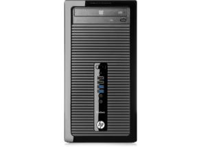 HP ProDesk 400 G1, i5-4670, 4GB, 240GB SSD, DVD-RW, Windows 10 Pro