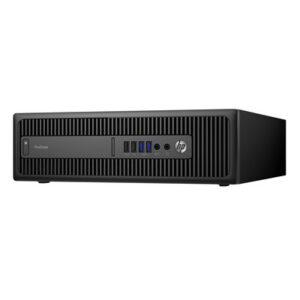 HP ProDesk 600 G2 SFF, Intel i5-6500 3.2GHz, 8GB, 256GB SSD, Windows 10 Pro